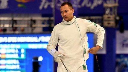 Украинские фехтовальщики Никишин и Свичкарь - бронзовые призеры ЧМ в Китае