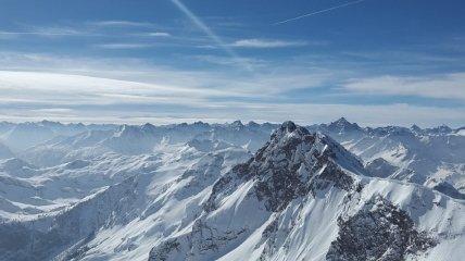 Ухудшение погоды: В Альпах за выходные погибли по меньшей мере 7 человек