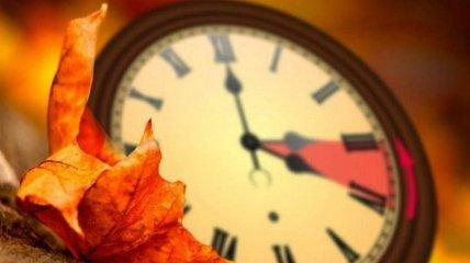 Последнее октябрьское воскресенье будет на час дольше