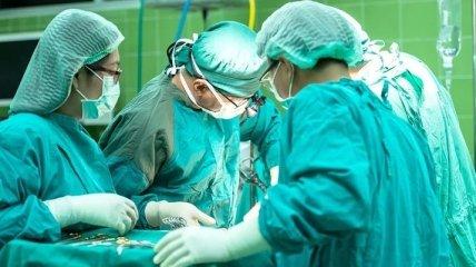 В Украине пересадили костный мозг от неродственного донора
