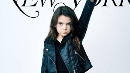 Маленький режиссер в Голливуде: 8-летняя Бруклин Принс снимает дебютный фильм