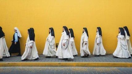Как на самом деле живется женщинам в монастырях: эксклюзивные снимки (Фото)