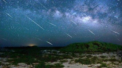 Украинцы смогут увидеть в вечернем небе метеоритный дождь