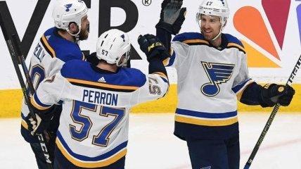Сент-Луис установил уникальное достижение в НХЛ