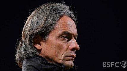 Легендарный форвард возглавил клуб Серии B