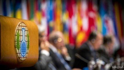 """ЕС даст """"зеленый свет"""" новому механизму санкций за использование химоружия"""