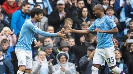Фернандиньо: Манчестер Сити едет в Ливерпуль за победой