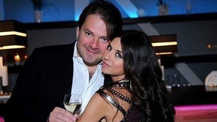Анна Плетнева с мужем Кириллом Сыровым