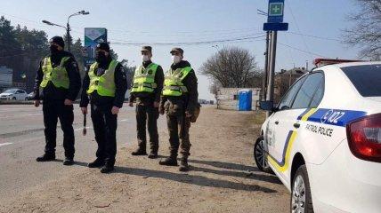 За соблюдением карантина в Херсоне теперь следят и противоковидные бригады, и правоохранители