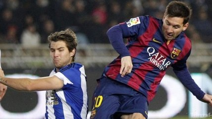 """Тренер """"Барселоны"""" объяснил почему Месси и Неймар остались в запасе"""