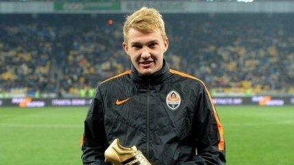 Коваленко и Лучкевич в списке лучших молодых футболистов Европы