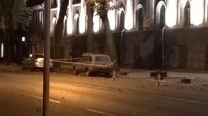 Район возле здания СБУ в Одессе оцепили
