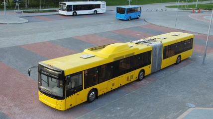 Киевляне жалуются на водителей автобусов не только на данном маршруте.