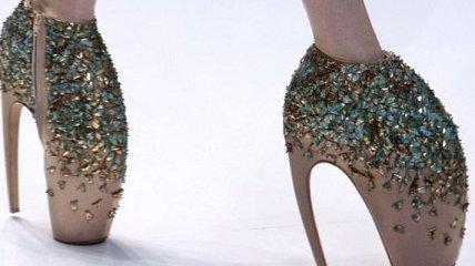 Обувь, на самых высоких в мире каблуках