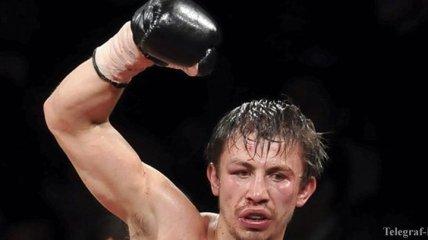 Головкин вернется на ринг 23 апреля