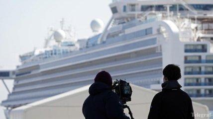 """Украинцы с """"зараженного"""" лайнера Diamond Princess не хотят возвращаться домой"""