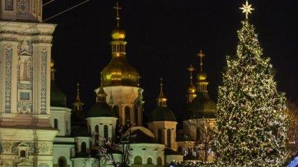 В КГГА сообщили, как в Киеве будут праздновать Рождество и Крещение
