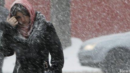 Синоптики рассказали, где сегодня будет идти снег