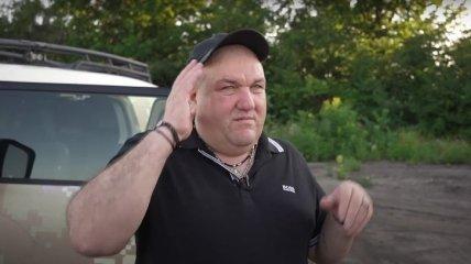 Президент украинского клуба рассказал, как переоделся в кочегара, чтобы провезти 2 млн долларов (видео)