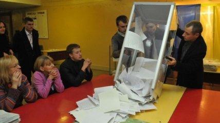 В Николаевской ТИК не могут посчитать голосы из-за компьютерного сбоя