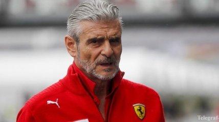 Райкконен: Арривабене может вернуть Ferrari на вершину