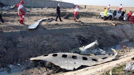 В Иране арестовали первых причастных к крушению украинского самолета