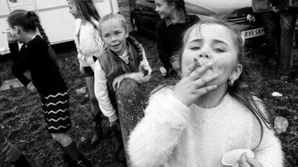 Сердце в пятки: непростая жизнь детей ирландских цыган (Фото)