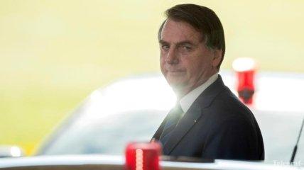 Президент Бразилии о погибших от коронавируса: Это жизнь, со мной это может случиться завтра