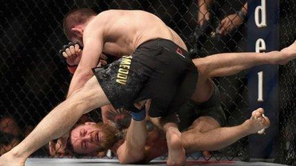 Глава UFC - о возможном реванше Макгрегора и Нурмагомедова