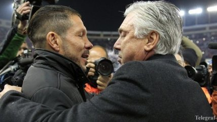 Почему Анчелотти не выпустил Роналду?