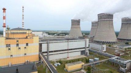 В Украине ограничение атомной генерации упали до исторического минимума