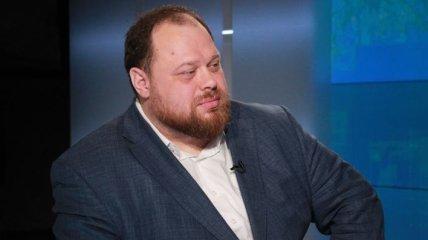 Стефанчук: парламент принял около 20% законопроектов, которые обещал президент