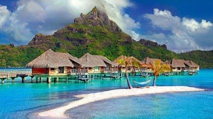 Рай для нудистов: на каких курортах можно позагорать абсолютно голыми (Фото)