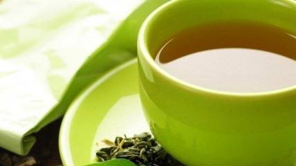 Зеленый чай помогает пережить стресс