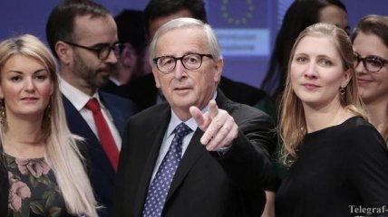 Юнкер: ЕС следит за ситуацией со СМИ в Украине