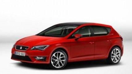 Новый SEAT Leon 3-го поколения