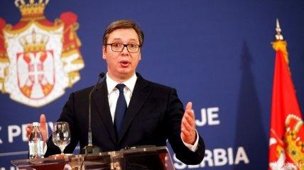 Президент Сербии о ситуации с Косово: Мы далеки от любого соглашения