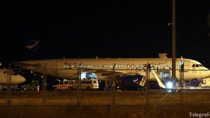 Груз изъятый с борта сирийского самолета, имеет военное назначения