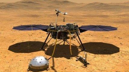 Марсианский аппарат NASA InSight получил телепремию Emmy (Фото)