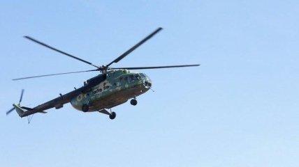 Крушение вертолета: найдены тела двух военных, еще двух ищут