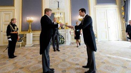 Посол Украины в Нидерландах приступил к исполнению обязанностей