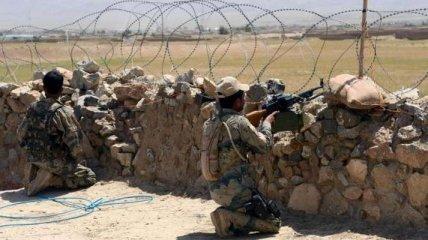 Нападение на военную базу в Афганистане привело к гибели 10 солдат