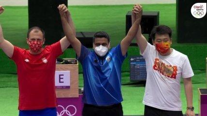 Украинец Коростылев оказался в шаге от медали на Олимпиаде