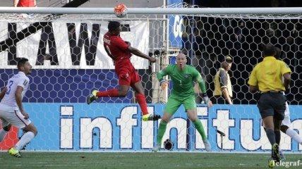 Золотой Кубок КОНКАКАФ. Панама обыграла США в матче за 3-е место