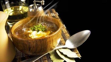 Что приготовить на Новый год-2014: праздничные супы