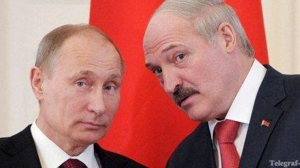 Путин отдает Лукашенко Калининградскую область