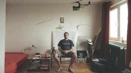 Жизнь разных людей в одинаковых квартирах (Фото)