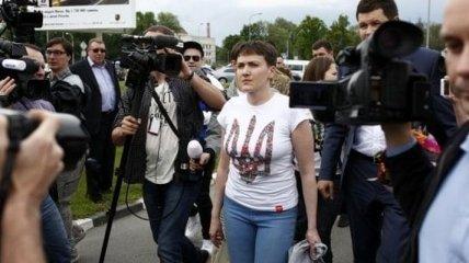 Савченко свободна: Надежда вернулась в Украину