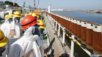 Цунами высотой около 30 сантиметров достигло побережья Японии