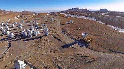 Достроили самый крупный в мире телескоп